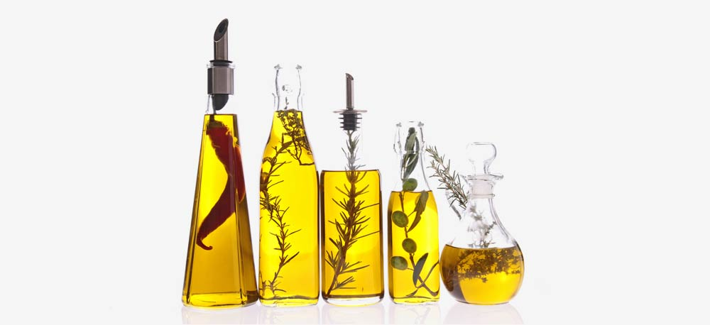 Gewürz- & Kräuteröl selber machen