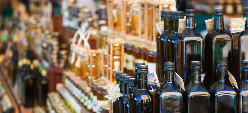 Haltbarkeit Speiseöl
